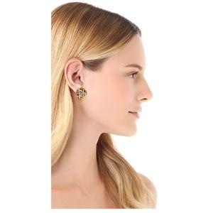 Erickson Beamon Razors Edge Earrings